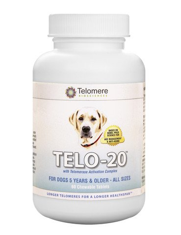 telo-20-for-dogs-with-telomerase-activation-complex-60-chewable-tablets