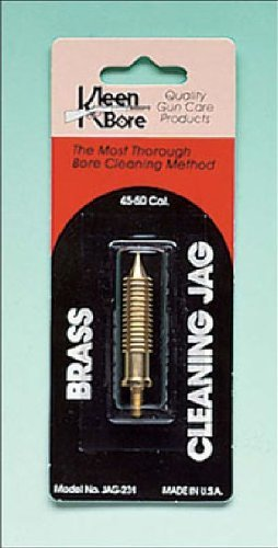 Find Bargain Kleen Bore Barbed Pointed Cleaning Jag .22/.243 Caliber Md: JAG227 .