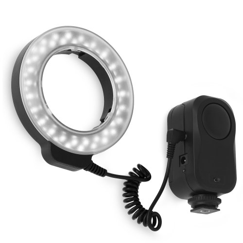 Chromo-Inc-CI55000230-Macro-Ring-48-LED-Power-Light-for-Canon-Sony-Nikon-Sigma-Lenses