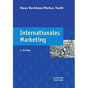 eBook Cover für  Internationales Marketing