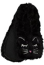 Jacques Moret Womens Furry Critters Slipper Socks