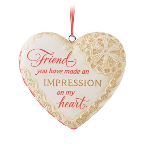 Hallmark 2014 Friends of the Heart Ornament