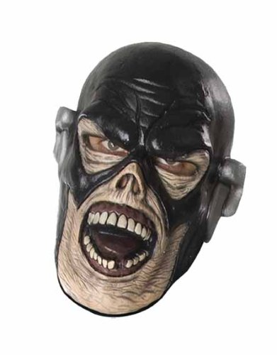 Blackest Night Flash Zombie Overhead Mask