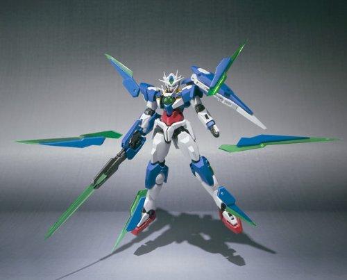 ROBOT魂[SIDE MS] ダブルオークアンタ