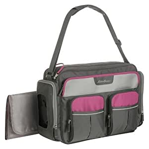 eddie bauer places and spaces duffle diaper. Black Bedroom Furniture Sets. Home Design Ideas