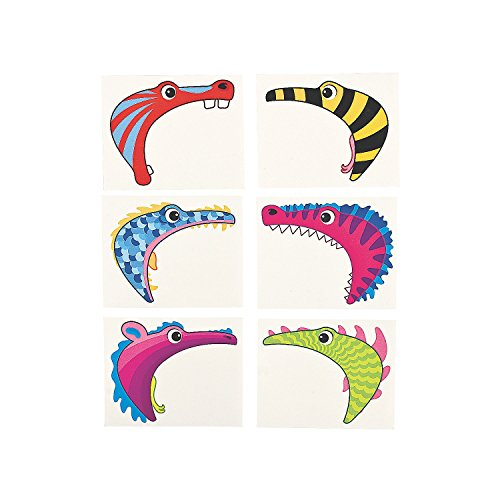 Fun Express Monster Hand Tattoos (2 Dozen) - 1