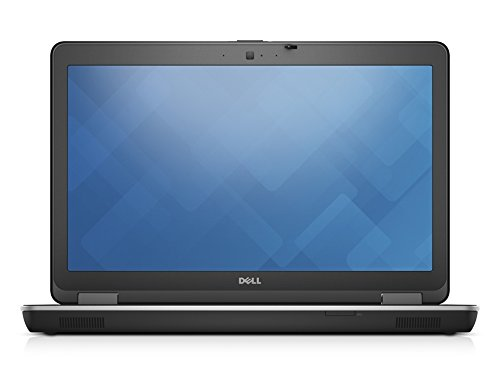 "DELL E6540 Ordinateur Portable 15.6 "" Windows 7 Professional Noir, Argent"