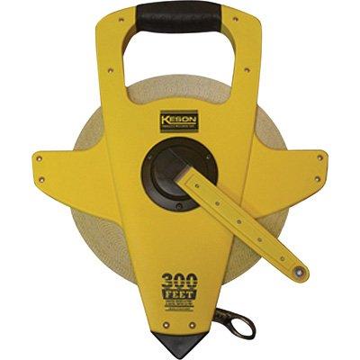 Keson Fiberglass Measuring Tape - 300ft., Model# OTRS18300