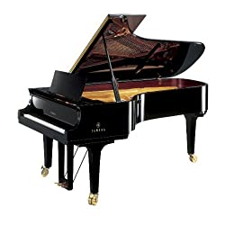 ヤマハ 新品グランドピアノ CFX 黒