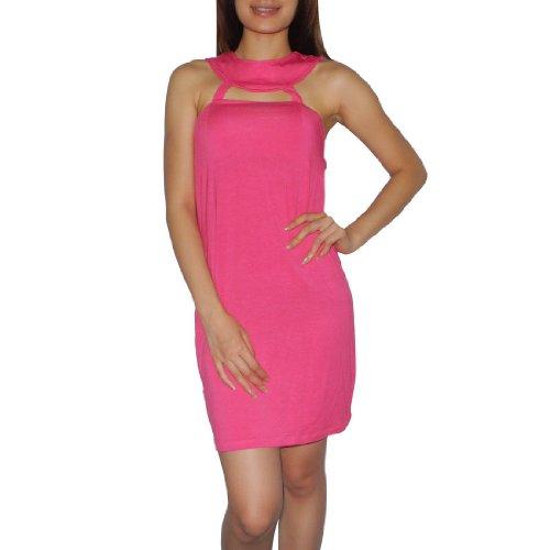 Womens Thai Sexy Sleeveless T-Back Casual Dress / Clubwear / Night-Wear / Party Dress - Size: S-M