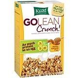 Kashi Go Lean Crunch Honey Almond Flax 14 Oz (pack Of 2)