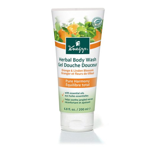 Kneipp Orange & Linden Blossom Pure Harmony Body Wash - 6.8 OZ