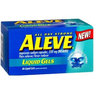 где купить ALEVE LIQUID GELCAPSULES 80 CAPSULES дешево