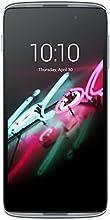 Alcatel Onetouch IDOL 3 Smartphone débloqué 4G (Ecran: 4,7 pouces - 8 Go - Simple Micro-SIM - Android 5.0 Lollipop) gris foncé