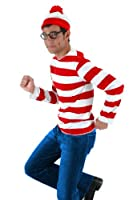 Elope Men's Where's Waldo Costume Kit from Elope