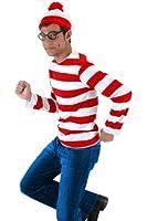 elope Where's Waldo Adult  Costume Kit