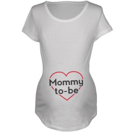 Old Glory - Mommy To Be Maternity Shirt - Medium front-1075661
