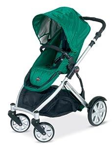 Britax B-Ready Stroller, Green  (Prior Model)
