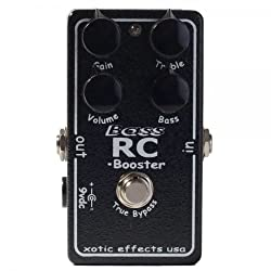 Xotic Effects Bass RC Booster Effects Pedal by Xotic