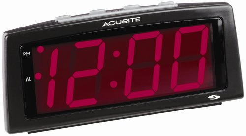 Chaney Instruments Thor Large Display Alarm Clock