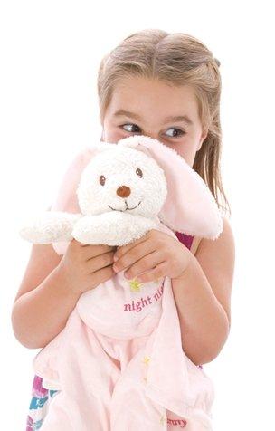 Blankie Bunny - Pink