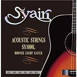 S.Yairi アコースティックギター弦 SY-1000L ライト (012-052) SY-1000L