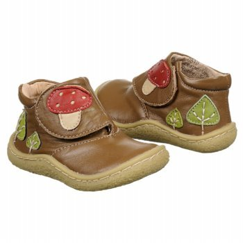 LIVIE & LUCA Kids' Woodland Boot Tod/Pre (Brown 4.0 M)