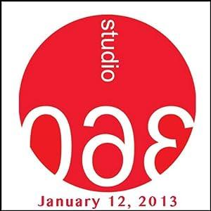 Studio 360: Zero Dark Thirty & A New Who's Afraid of Virginia Woolf Radio/TV Program