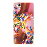 Noise Pink Sprinkle Donuts Printed Cover For Acer Liquid Z630/Acer Liquid Z630S