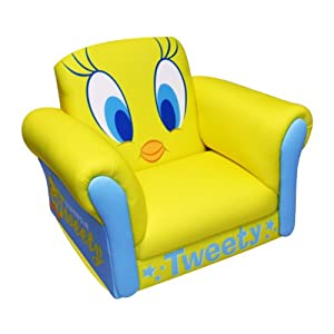 Warner Brothers Deluxe Rocking Chair Tweety by Newco International