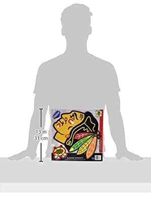 "NHL Fathead Wall Set 11""x11"""