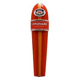 Kona Brewery Longboard Lager Tap Handle