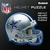 Dallas Cowboys Team Helmet Puzzle