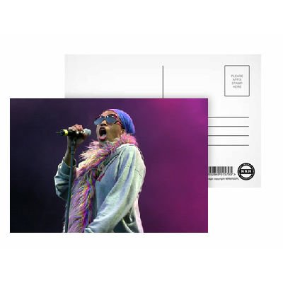 Macy Gray - Postcard (Pack of 8) - 6x4 inch - Art247 Highest Quality - Standard Size - Pack Of 8