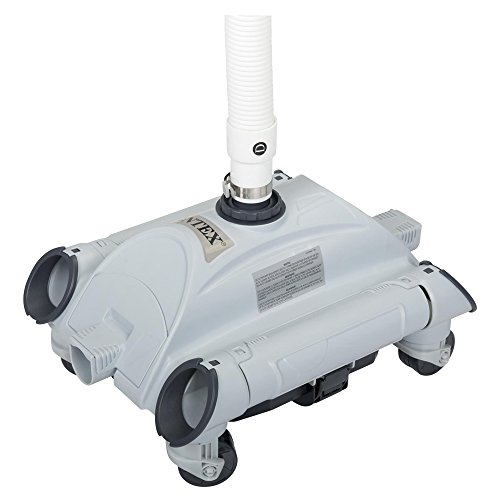Bodenreiniger Auto Pool Cleaner, grau