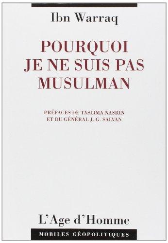 livres droit gratuit gratuit pourquoi je ne suis pas musulman pdf. Black Bedroom Furniture Sets. Home Design Ideas