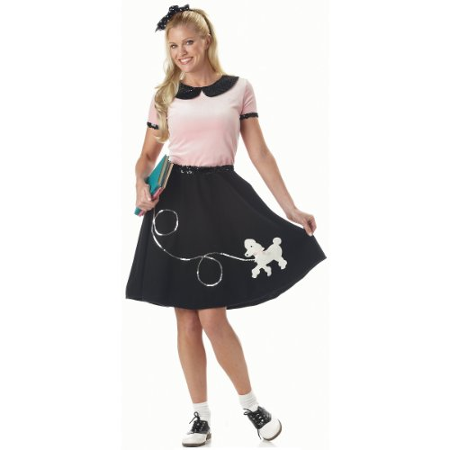 50's Hop Costume - Small - Dress Size 6-8
