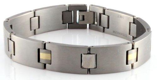 Titanium Bracelet (TIBX-008)