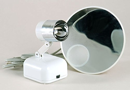 Floxite Fl 615 15x Supervision Magnifying Mirror Light