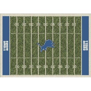 Milliken My Team Rugs - NFL - Detroit Lions - Home Field 10