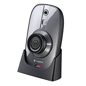 Logitech Alert 700i Indoor Add-on HD-quality Security Camera