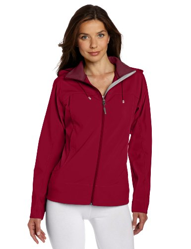 Marmot Women's Summerset Softshell Jacket - Dark Rose, Large