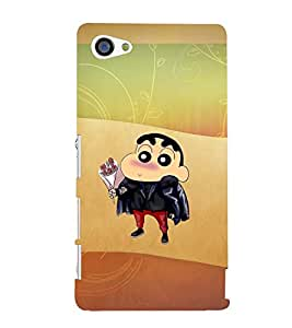 PRINTSWAG CARTOON Designer Back Cover Case for SONY XPERIA Z5 MINI