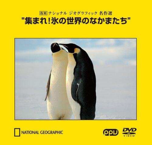 集まれ!氷の世界のなかまたち~復刻 ナショナル ジオグラフィック 名作選~(PPV-DVD)