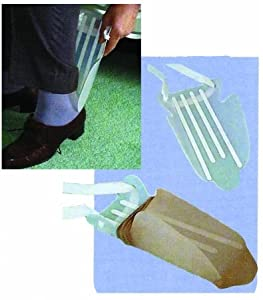 Windsor Rounded Edge Universal No Bend Stocking and Sock Aid by Windsor