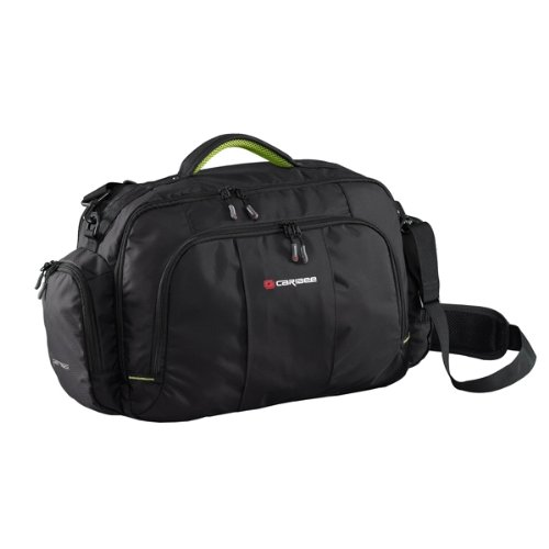 Caribee Fast Track Cabin Bag, Black