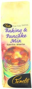 Pamela's Products Ultimate Baking & Pancake Mix, 24-Ounce Packages (Pack of 6)