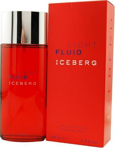 Iceberg Fluid Light Donna Eau De Toilette 100Ml Vapo
