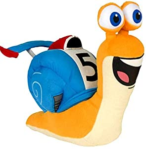 "Amazon.com: Dreamworks Turbo Hero 12.5"" Plush: Toys & Games"