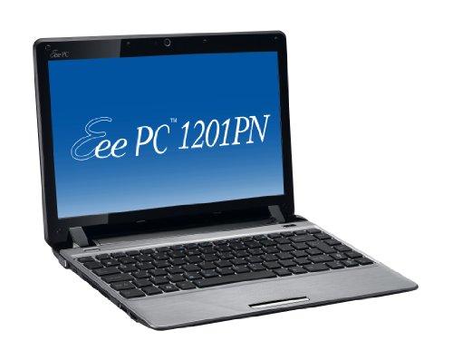 ASUS Eee PC Seashell 1201PN-PU17-SL 12.1-Inch Netbook - Silver
